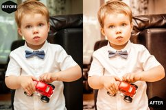 Espresso Photoshop Actions And ACR Presets, Brown Ps preset Product Image 4