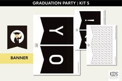 Class of 2021 printable party | Graduation party decorations Product Image 6