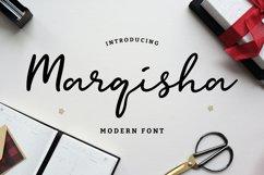 Marqisha Modern Script Font Product Image 1