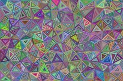 50 Colorful Triangle Backgrounds Product Image 2
