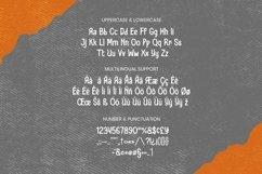 Web Font Cringe Font Product Image 5