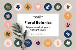 Instagram Highlight Covers Floral Botanics Product Image 1