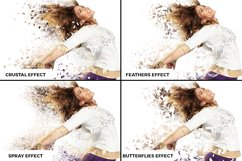 Splatter Dispersion Photoshop Action Product Image 2