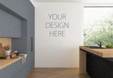 Interior mockup bundle - blank wall mock up Product Image 1