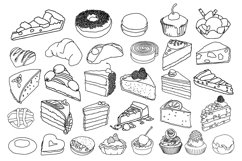 Sweet Food vector Product Image 2