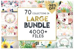 -98 Off Graphic Bundle 70 sets in 1 Product Image 1