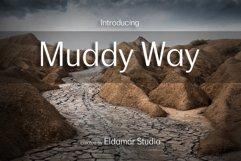 Muddy Way Font Product Image 1