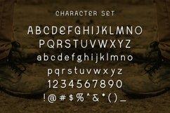 Web Font Muddy Boots Product Image 4