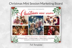 Christmas Mini Session Template Product Image 2