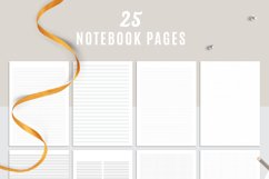 The Ultimate Planner Bundle Pack Vol.04 Product Image 11