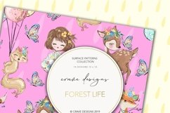 Forest Life Patterns Product Image 5