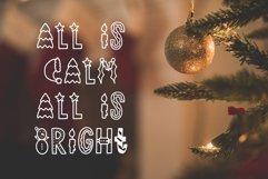 Dasher, A Christmas Holiday Symbols Font Product Image 6