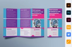 Education Brochure Trifold Product Image 1