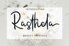 Web Font Rasthela Product Image 1