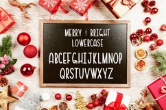 Merry & Bright All Caps Font Product Image 4