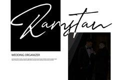 Anthonio Marlay | Signature Font Product Image 2