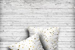 Digital papers seamless gold star confetti Product Image 6