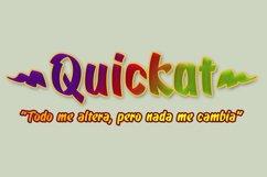 Quickat Font Product Image 5