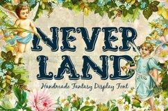 Neverland Handmade Font Product Image 1