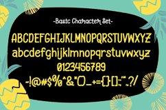 Pineapple Grass || handwritten font Product Image 2