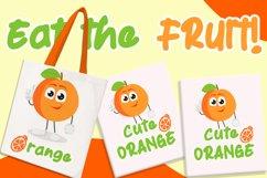 Orange Fruit Product Image 6