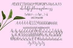 Web Font Botanical Heart Product Image 2