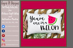 You're one in a Melon Design File Product Image 2