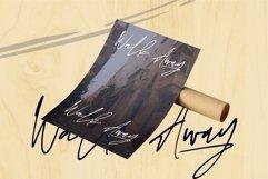 Anggilla - A Stylish Signature Font Product Image 4