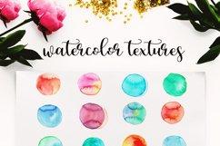 Watercolor Logo Kit 8 Fonts! Product Image 4