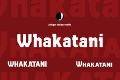 Whakatani Product Image 1