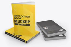 Softcover Book Mockups Product Image 3