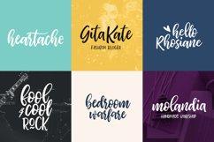 Bhatoshine Font Duo Product Image 5