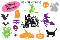 Horror Story Font - A Spooky Brush Font Product Image 3