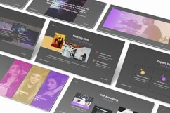 Noxi Filmmaker Powerpoint Template Product Image 5