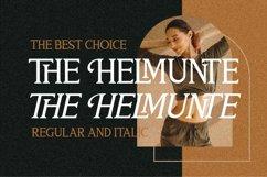 THE HELMUNTE - Luxury Serif Font Product Image 4