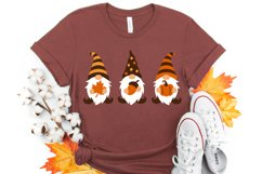 Fall gnome svg Gnomes fall svg Gnome clipart Fall clipart Product Image 4