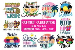 Summer Sublimation Bundle - 20 Designs Product Image 1