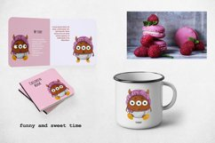 Baby little monster cute and funny Product Image 2