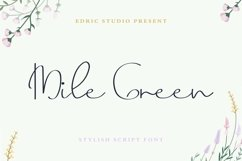 Mile Green Product Image 2