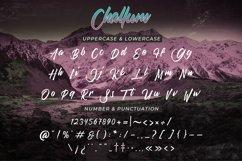Challum Handwritten Script Font Product Image 10
