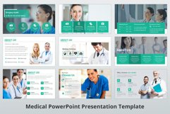 Medical and Healthcare Presentation PowerPoint Template Product Image 5