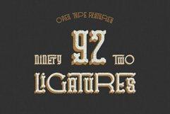 Traveler v.2 typeface Product Image 5