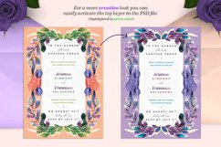 Lovely Spring Story Invite I Product Image 3