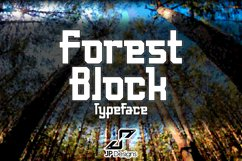 Forest Block Product Image 1