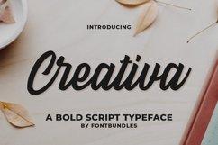 Web Font Creativa Product Image 1