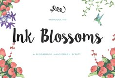 Ink Blossoms Product Image 1
