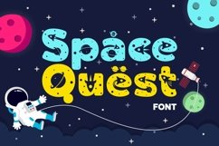 Space Quest Product Image 1