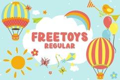 FREETOY REGULAR Product Image 1