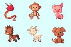 Zodiac Animals Product Image 3