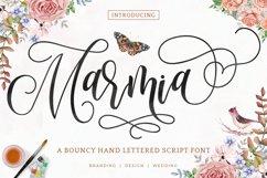 Modern Script - Marmia Font Product Image 1
